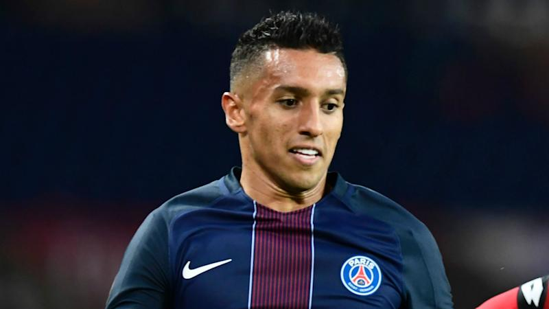 Marquinhos wants shock Old Trafford move