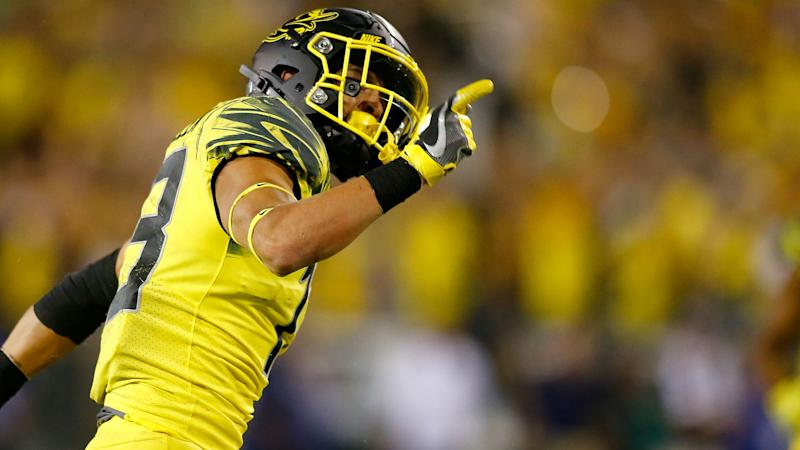 Oregon's Devon Allen out for season with knee injury
