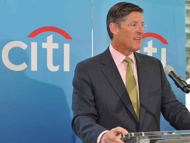 Citigroup earnings beat, revenue light