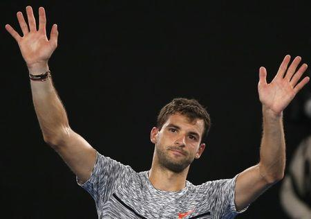 Dimitrov wins at home while Goffin seethes