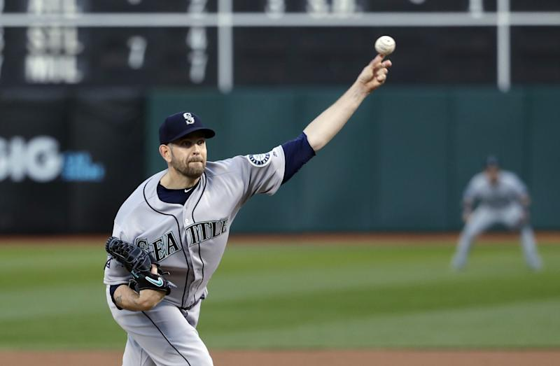 Mariners Cruise To 6-1 Win Over Marlins