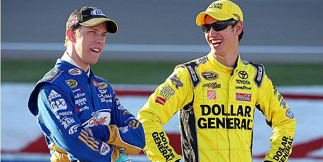 Logano's arrival evidence of new champ's sway