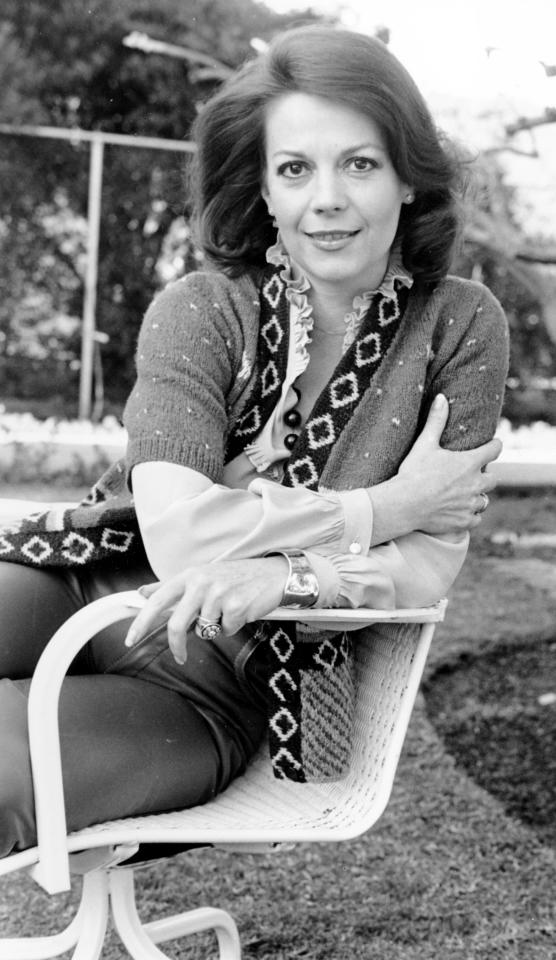 FILE - In a Jan. 30, 1979 file photo, actress Natalie Wood poses in Los Angeles, Calif. Dennis Davern, captain of the yacht Splendour, which Wood was aboard on the night she died, said on national TV Friday, Nov. 18, 2011 that he lied to investigators about Natalie Wood's mysterious death 30 years ago and blames the actress' husband at the time, Robert Wagner, for her drowning in the ocean off Southern California. A Los Angeles County sheriff's detective will speak to reporters Friday about the decision to take another look at the Oscar-nominated actress' nighttime demise. (AP Photo/Wally Fong, File)