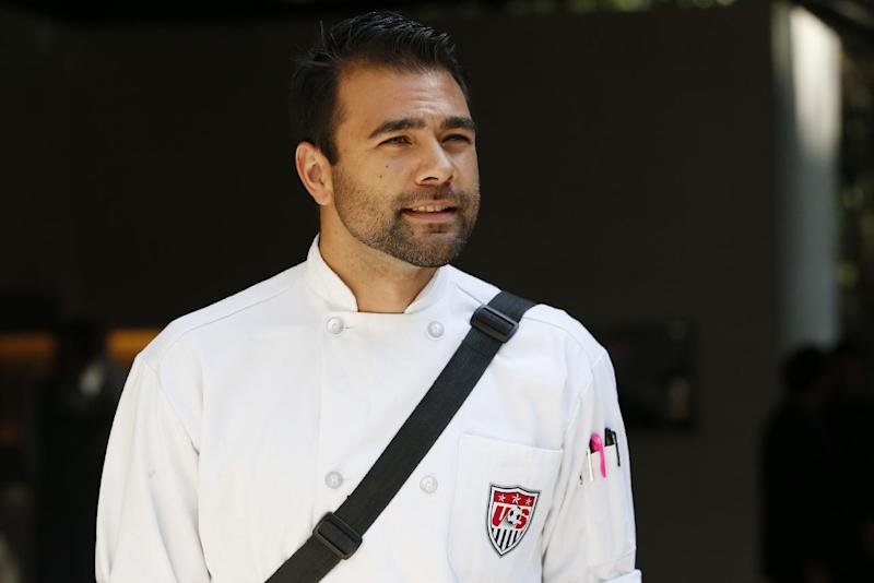 US chef Billapando survived theater shooting