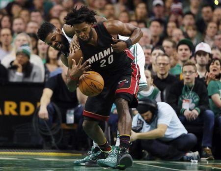 Extinguished Heat: Miami's Justise Winslow to have season-ending surgery