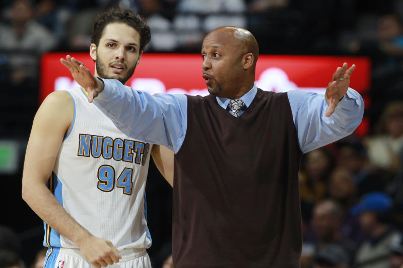 Nuggets staying home for first time in decade