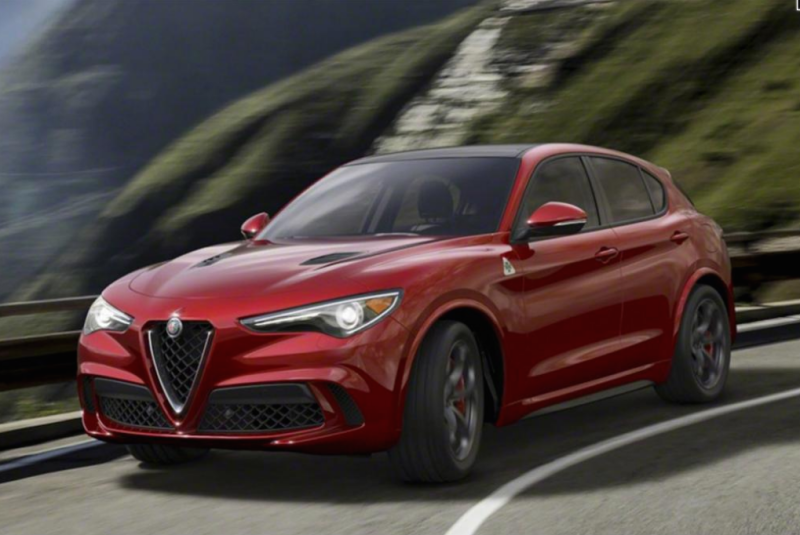 Porsche and Mercedes beware, the Alfa Romeo Stelvio SUV has arrived