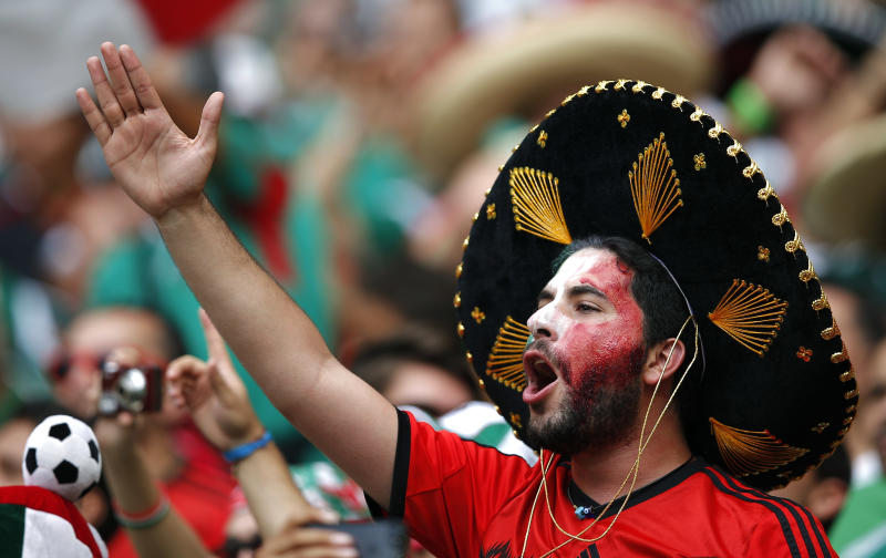 5 memorable World Cup chants
