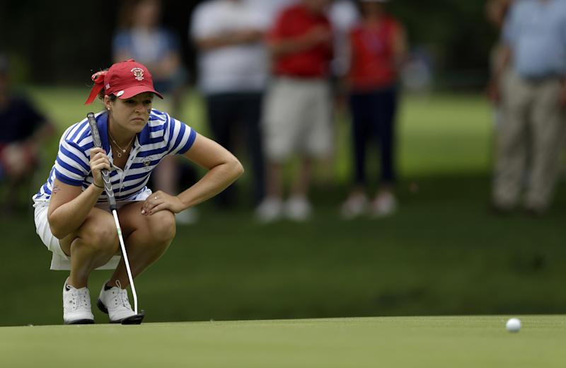 US regains Curtis Cup with 13-7 victory