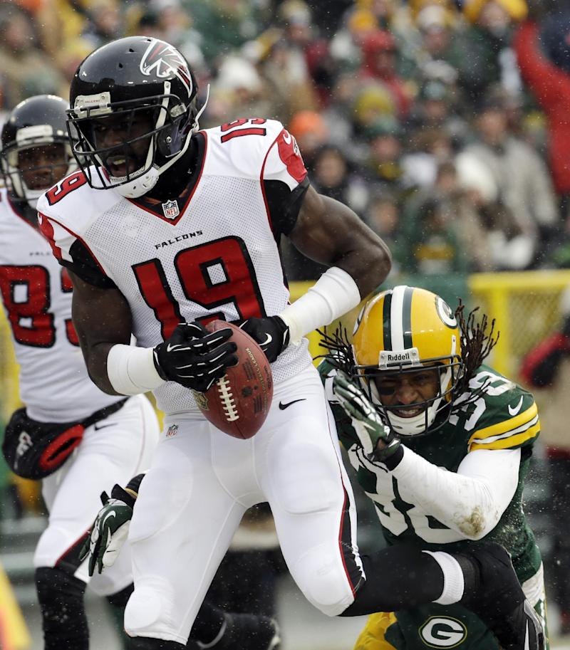 Falcons' offense is missing in second half of loss