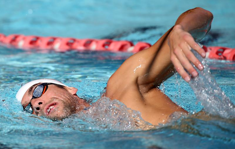 Reality check for Phelps at Pan Pacific Champs