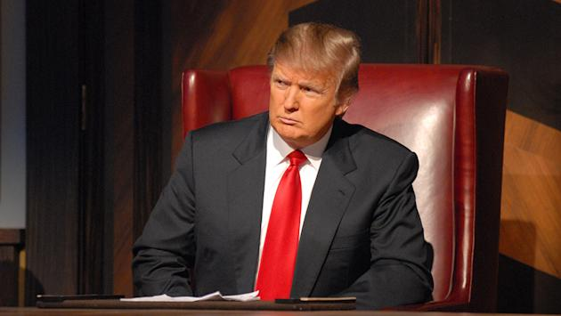 Donald Trump will remain EP on 'Celebrity Apprentice'
