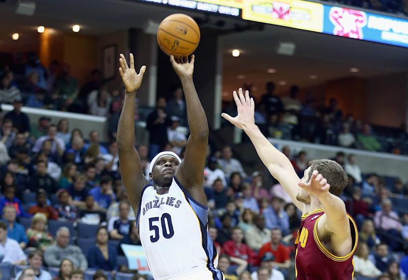 Grizzlies get Randolph back for game against Bulls