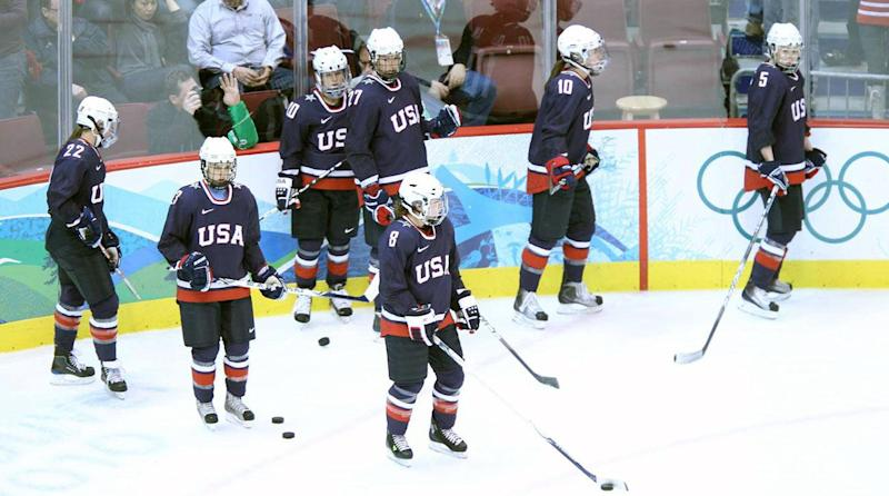 What's Going on with USA Hockey and the Women's Team?