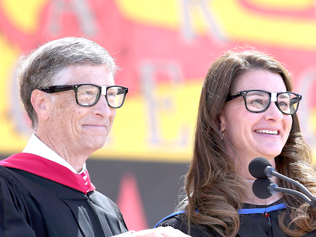 Bill Gates Advises College Graduates on Today's Most Promising Careers