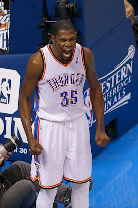 Kevin Durant can become an even better player. (Getty Images)