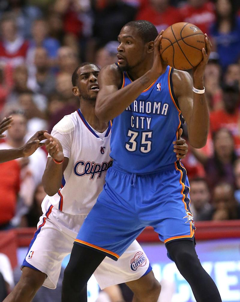 Thunder need to bounce back from Game 4 collapse