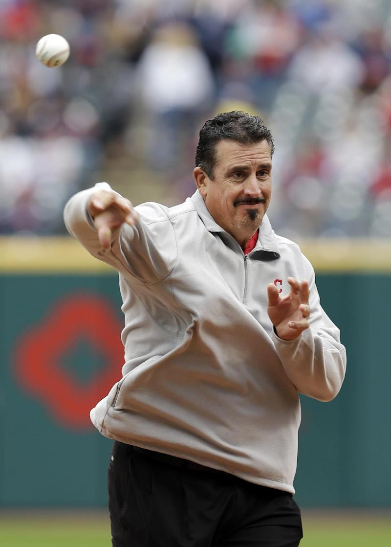 Indians rock Astros 9-2 for another 4-game sweep
