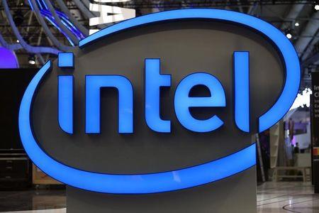 Intel's profits in first quarter rise near 45%
