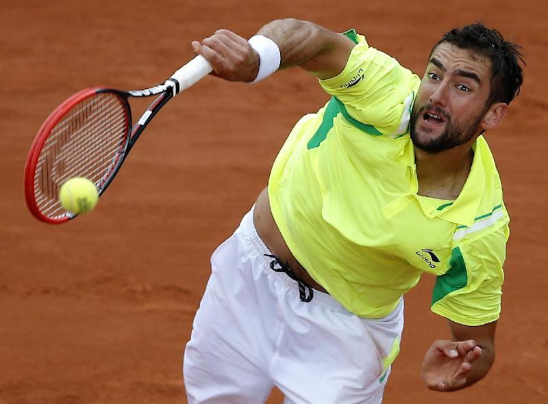 Cilic loses to Aussie, Berdych struggles at Queens