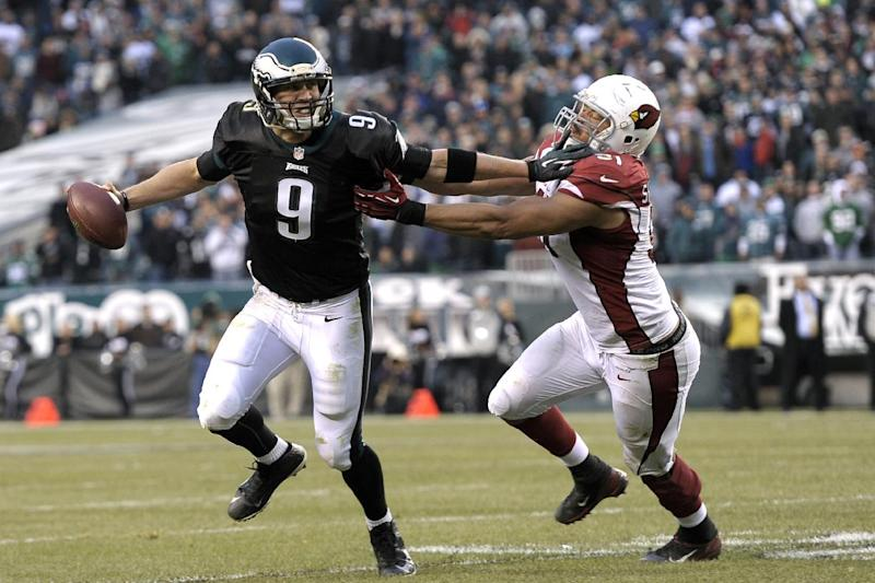 Fourth quarter hasn't been kind to Eagles