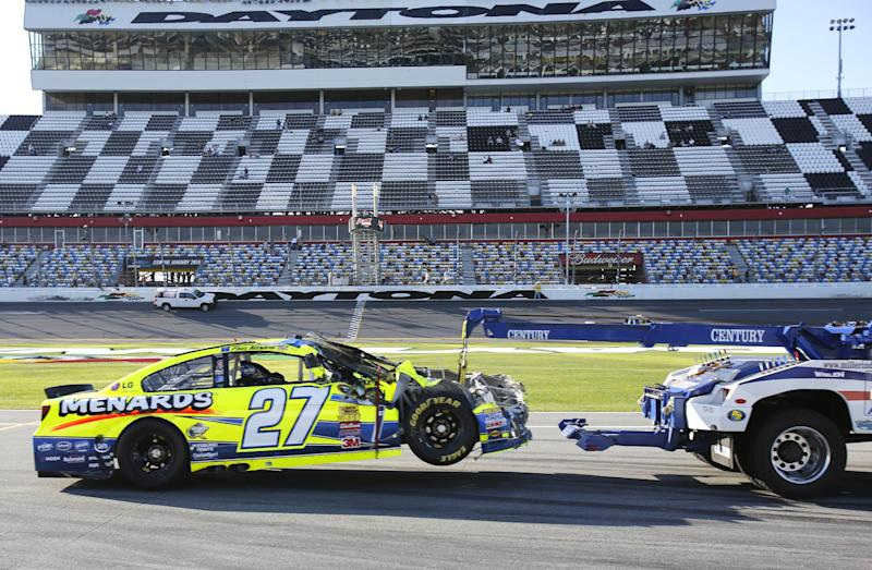 5 things to know about what's going on at Daytona