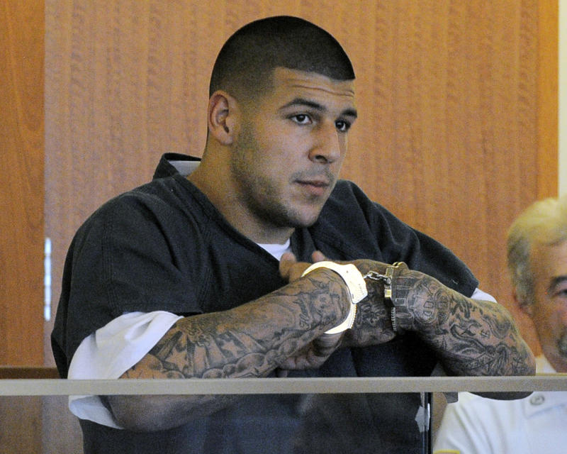 Puma ends relationship with Aaron Hernandez