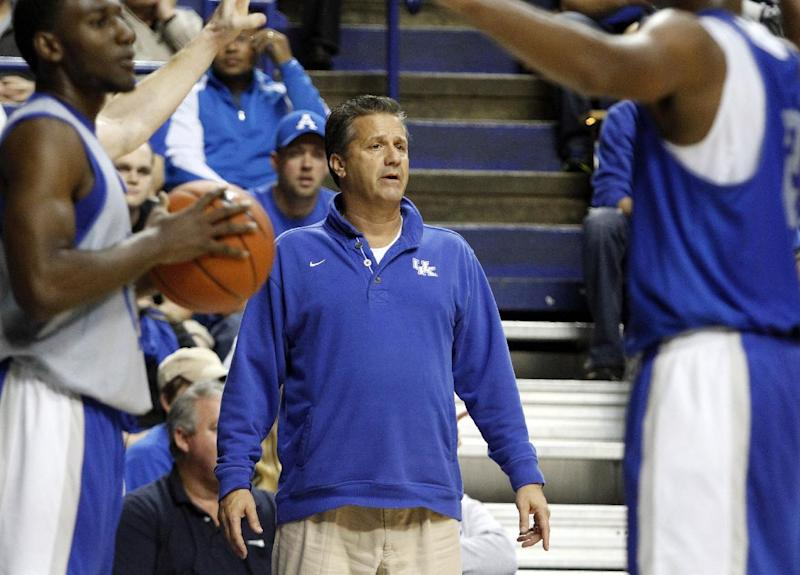 Kentucky is No. 1 in preseason poll