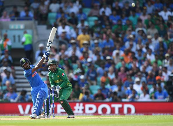 2017 ICC Champions Trophy Cricket Final India v Pakistan Jun 18th : News Photo