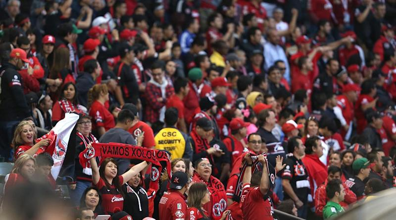 Club Tijuana player charged with attempting to smuggle methamphetamine into US