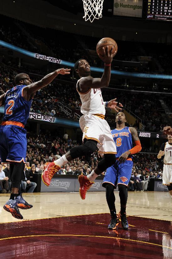 Knicks lose again, thumped 109-94 by Cavs