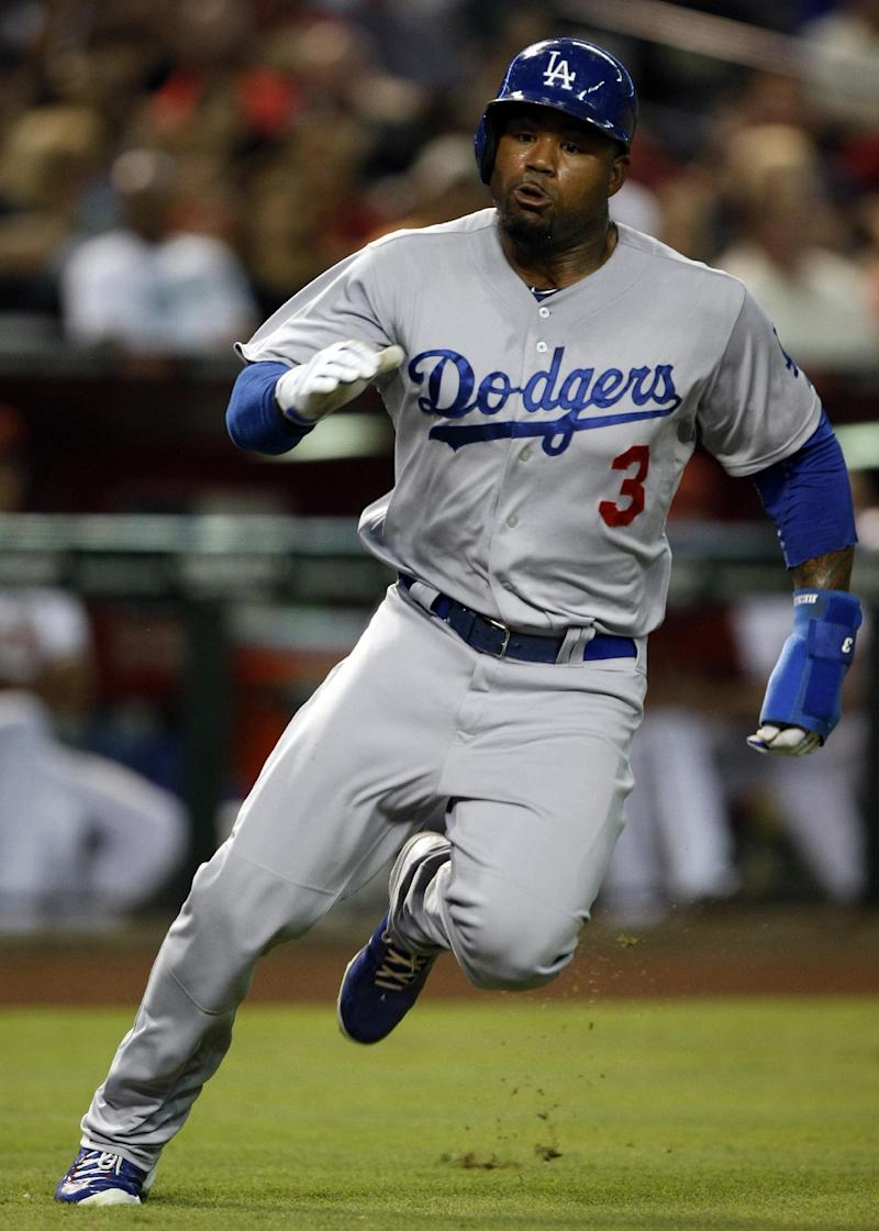Dodgers' big inning leads to win