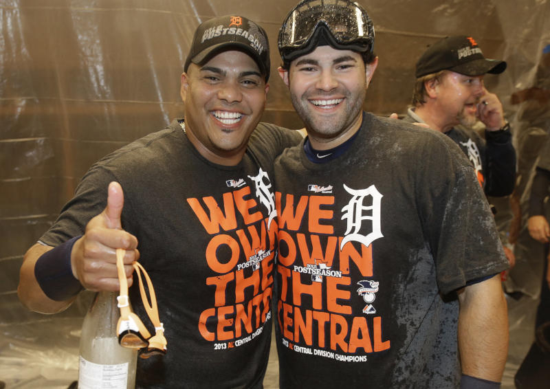 Playoff Chase: Tigers win AL Central, Cards close