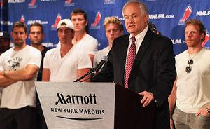 NHL had chance to bury players in 2005