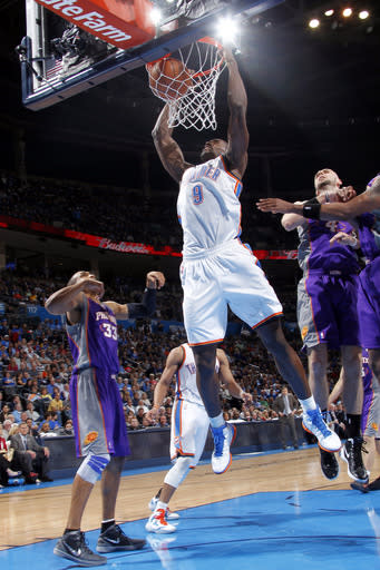 Thunder rally from 16 down back, beat Suns 115-104