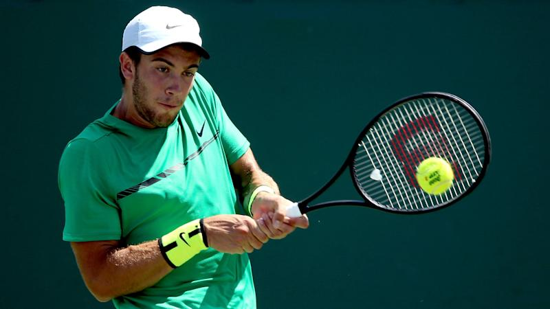 Coric back in final, faces Kohlschreiber in Morocco