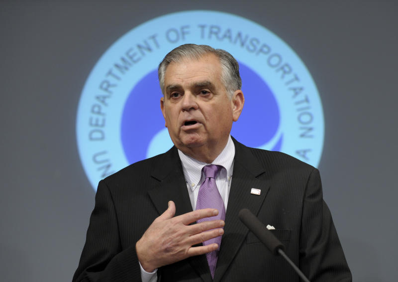 LaHood departure leaves another vacancy in Cabinet