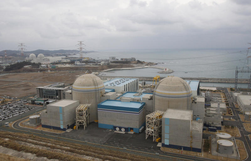 Nuclear waste a growing headache for SKorea