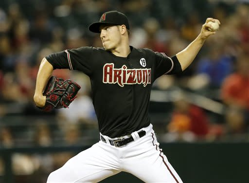 Corbin helps Diamondbacks beat Brewers 2-1