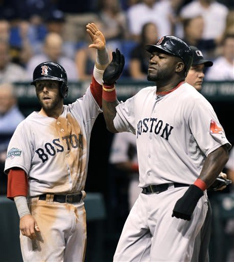 Cody Ross has 4 RBIs, Red Sox beat Rays 5-3