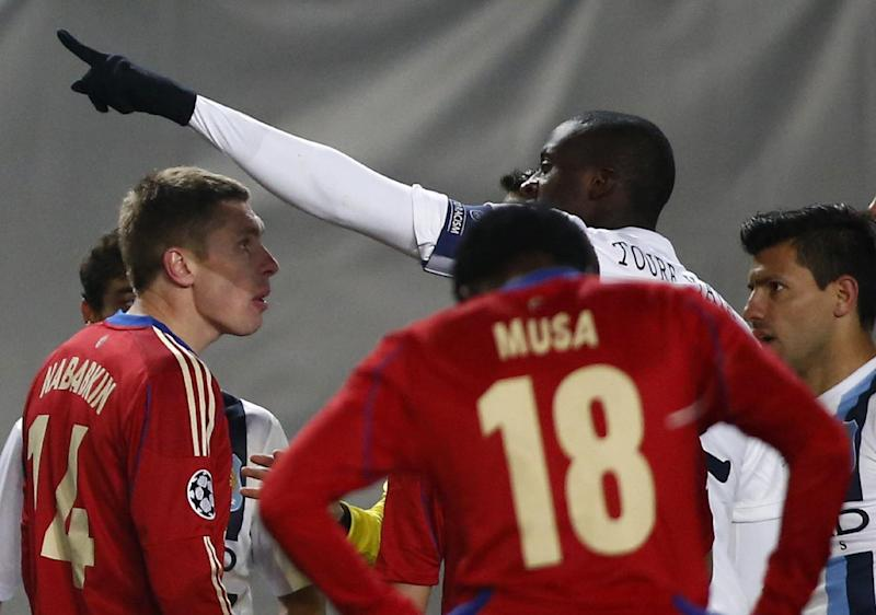 FIFA, Russia to discuss racism and 2018 World Cup