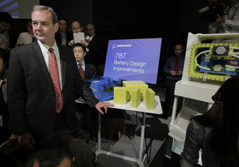 Boeing aims to wrap up 787 testing in 2 weeks