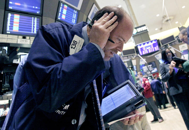 Market flatlines, pulled by jobless claims, Europe
