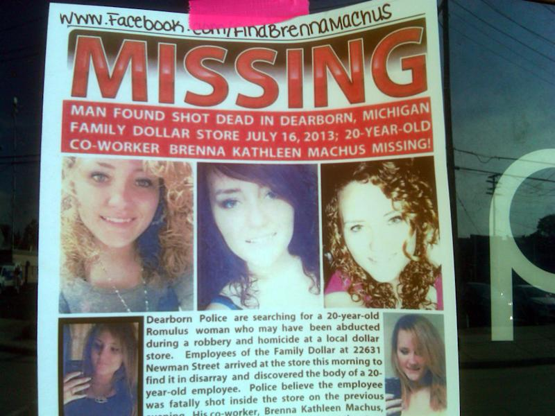 Police find body of woman taken from Mich. store