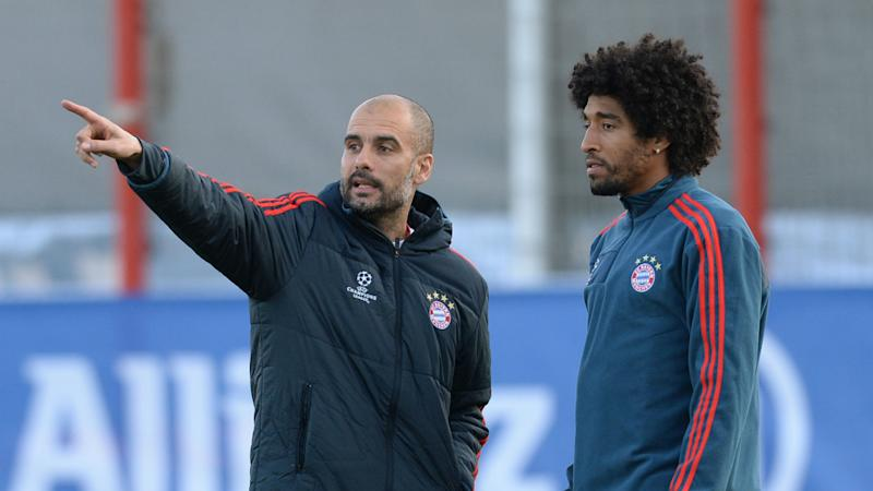 Guardiola will get it right at Manchester City - Dante