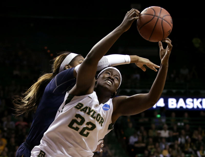 Baylor women beat Cal 75-56 to get to Sweet 16