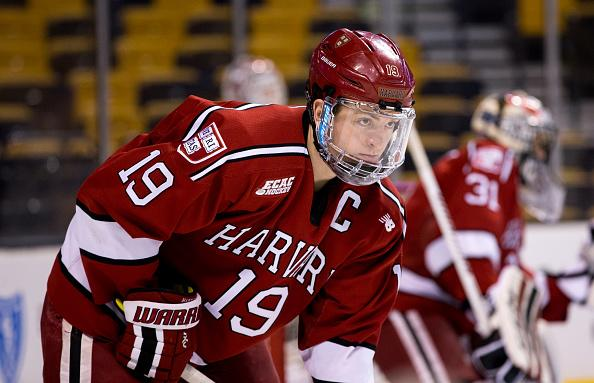 Agent says Jimmy Vesey's preferred teams are in Eastern
