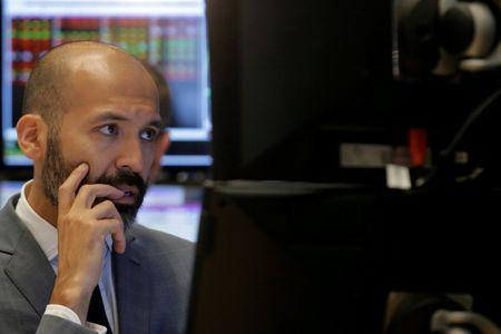 World stock markets, oil, Treasury yields fall as investors await Fed