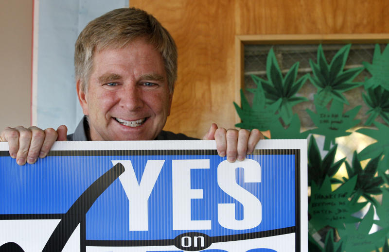 Strategy, timing key to states' pot legalization