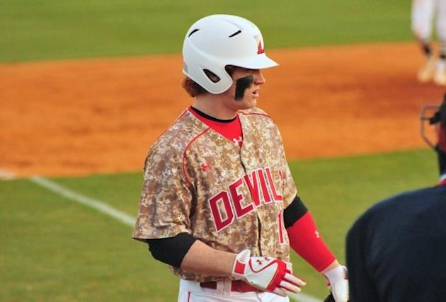Loganville senior Clint Frazier, who could be at a professional park near you soon — Jonathon Dawson photo